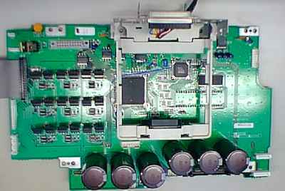 Epson Stylus Photo R300 Control Panel