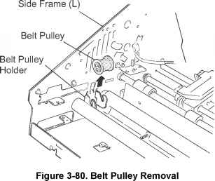 How Replace Belt Epson